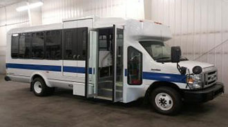 New Watertown Transit Bus