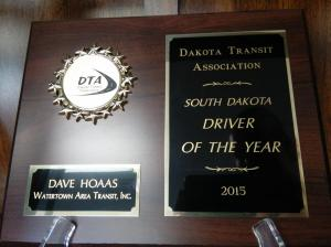 Driver of the Year 2015