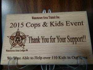 Cops & Kids 2015