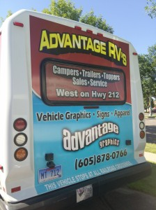 Advantage RV's