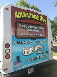 Advantage RV's