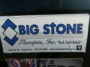 Big Stone Therapies, Inc.